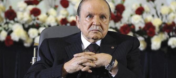 الاحتجاجات تنجح في اعتزال الرئيس عبد العزيز بوتفليقة نهاية الشهر الحالي
