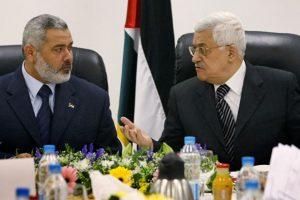 اسماعيل هنية يوجه رسالة للرئيس الفلسطيني ابو مازن لاستعداده للقاء نتنياهو
