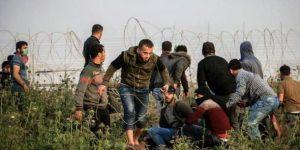 بلال مسعود فلسطيني يحرق نفسه من أجل العلاج