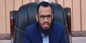 هاني بن بريك يعزي في وفاة القائد شلال الشوبجي