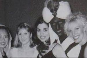 صورة ألف ليلة وليلة كانت عنصرية رئيس الوزراء الكندي جاستن ترودو أنا آسف حقًا
