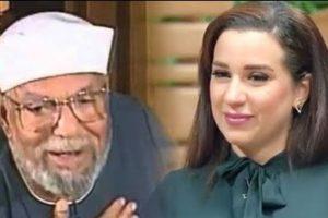 أسماء منير تهاجم الشيخ الشعراوي وأهم ما تم تداوله في الأخبار