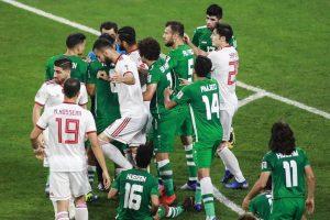 مباراة العراق وايران اليوم الخميس 14-11-2019 في تصفيات آسيا المؤهلة لكأس العالم 2022 , مباراة العراق ضد ايران المرحلة الثانية – الجولة الخامسة #WCAQ