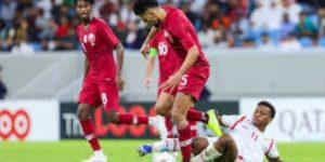 مباراة قطر وأفغانستان