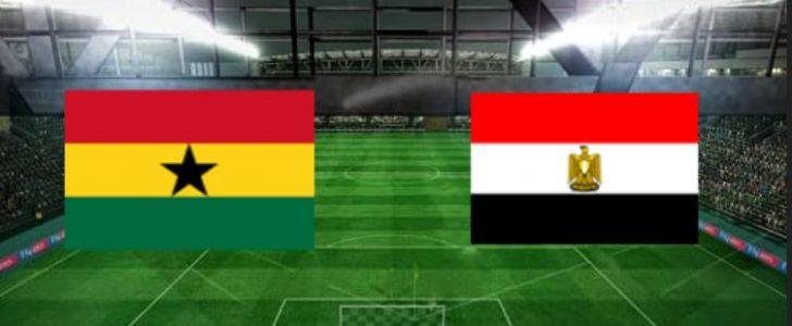 مباراة مصر وغانا بطولة أفريقيا تحت 23 سنة مصر ضد غانا دور المجموعات – الجولة الثانية
