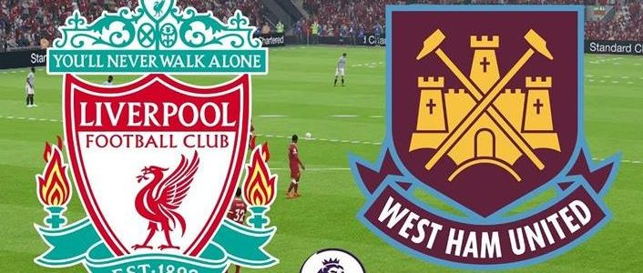مباراة ليفربول ووست هام الأربعاء 29-01-2020 ليفربول ووست هام ضمن الدورى الانجليزى الموعد والقنوات الناقلة