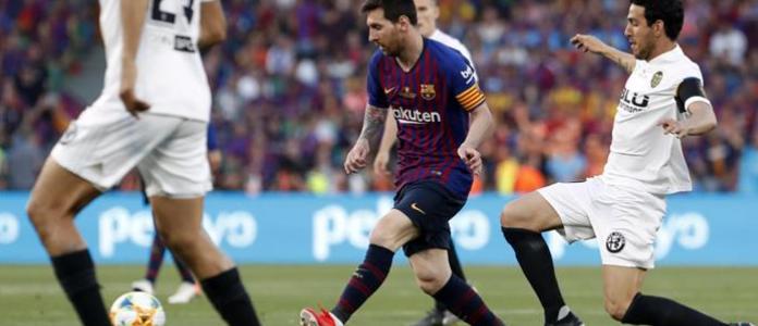 برشلونة في اختبارٍ صعب أمام خفافيش فالنسيا في الدوري