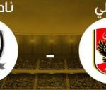 موعد مباراة النادي الأهلي ونادي مصر اليوم الاحد 5-1-2020 الدوري المصري الممتاز و القنوات الناقلة
