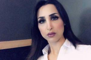 السعودية هند القحطاني تخرج عن صمتها وترد على الساخرين من صورها