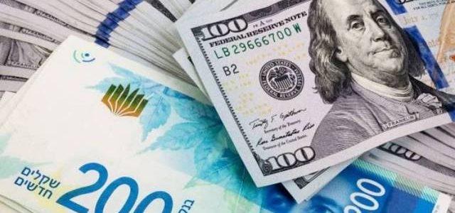 أسعار صرف العملات مقابل الشيكل اليوم الثلاثاء 18 فبراير 2020