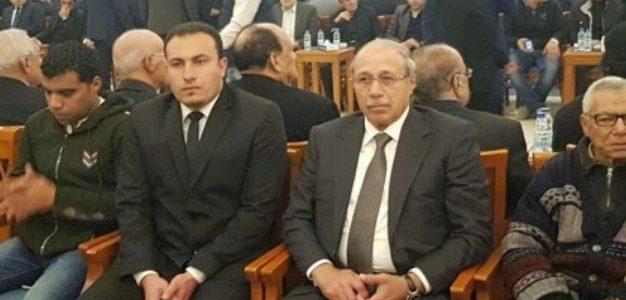 حضور بارز لسياسيين وفنانين عزاء الرئيس المصري محمد حسني مبارك