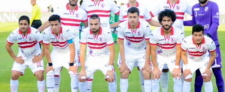 نادي الزمالك يحقق رقماً مذهلاً في نهاية دوري المجموعات في دوري أبطال أفريقيا