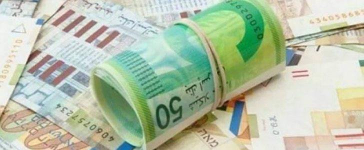 أسعار صرف العملات مقابل الشيكل اليوم الأربعاء 19 فبراير 2020