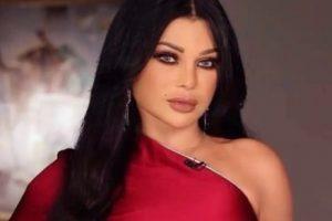 النجمة اللبنانية هيفا وهبي تعلن غيابها عن دراما رمضان القادم نظرا لتوقف تصوير مسلسل أسود فاتح الرمضاني