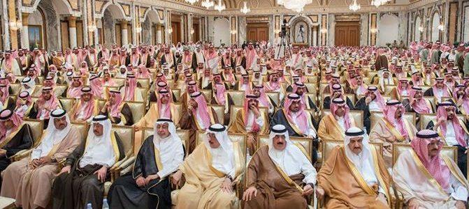 محمد بن سلمان يعتقل الرؤوس الكبيرة في المملكة السعودية بعد وفاة الملك سلمان