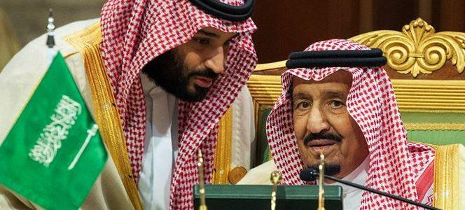 عقب وفاة الملك سلمان خلافات داخل الأسرة الحاكمة حول تولي محمد بن سلمان الحكم
