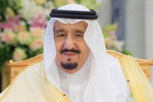 وفاة الملك سلمان بن عبد العزيز آل سعود  حاكم السعودية بعد وعكة صحية