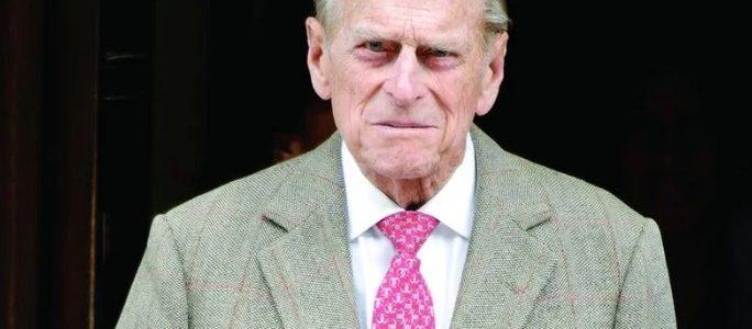 أنباء تتحدث عن وفاة الأمير فيليب زوج الملكة إليزابيث