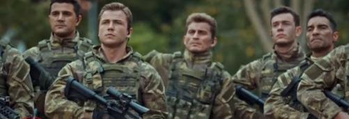 العهد، مسلسل تركي عسكري رائع