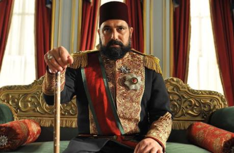 عاصمة عبد الحميد، مسلسل تاريخي بأبطال تركين رائعين