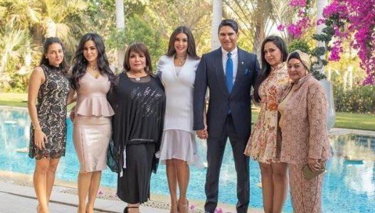 ما سر غياب والدة الممثلة المصرية ياسمين صبري عن حفل زفاف ابنتها ؟!