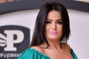 الفنانة المصرية الاستعراضية سما المصري تدخل السجن لمدة 4  أيام على ذمة التحقيق
