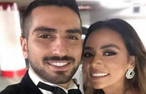 تأجيل حفل زفاف الفنان المصري محمد الشرنوبي وخطيبته رندا رياض والسبب ؟!