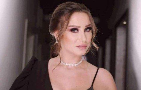 """الممثلة السورية نادين قدور تسافر إلى حلب لتكون إلى جانب عائلتها ، وماذا قالت عن مسلسل""""بورتريه"""" الرمضاني ؟!"""